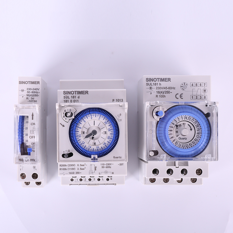 Mechanical Timers 24hrs Mechanical Timers Tb388 15