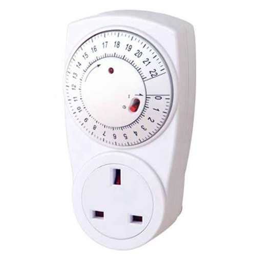 Plug In Timers Uk Plug In Timers Uk 22hrs Mechanical