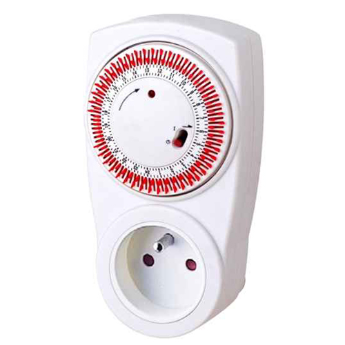 Plug In Timers France Plug In Timers French 24hrs
