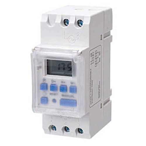 Time Switches Digital Timers Din Rail Weekly