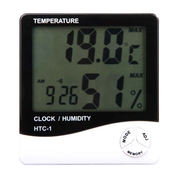 Thermometer Amp Hygrometer Indoor Thermo Hygrometer