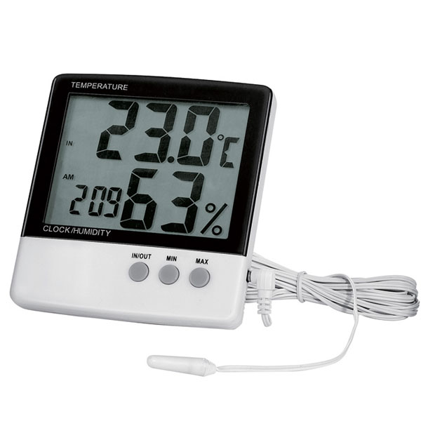 Thermometer Amp Hygrometer In Amp Out Thermo Hygrometer