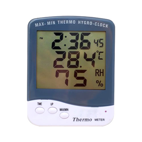 Thermometer Amp Hygrometer Indoor Thermo Hygrometer Max