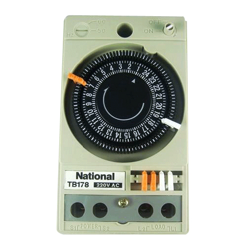 Mechanical Timers 24hrs Mechanical Timers Tb178